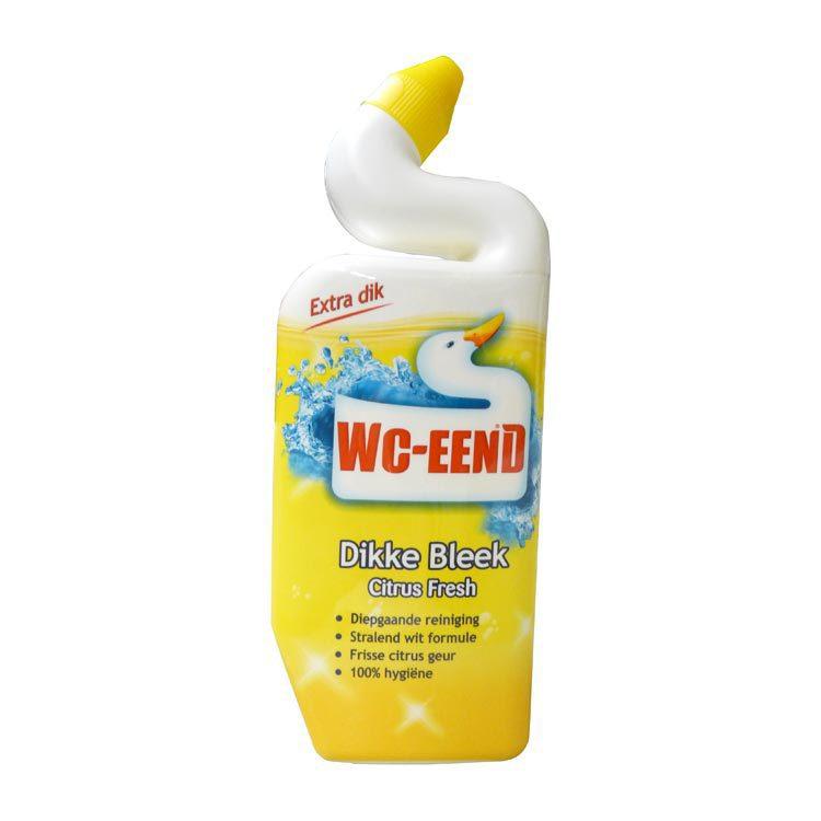 Wc Eend WC Eend chloorgel dikke bleek 750ml  Voordelig online kopen  Drogis # Wc Eend Wasbak_031443