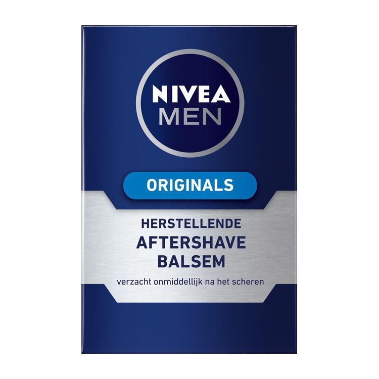 Nivea Aftershave balsem herstellend for men 100ml