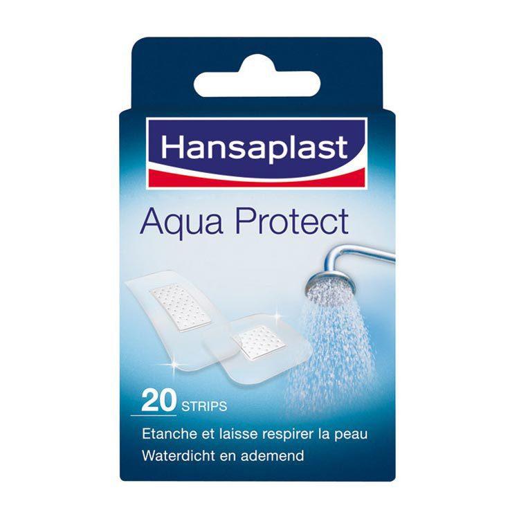 Hansaplast Aqua protect 20str