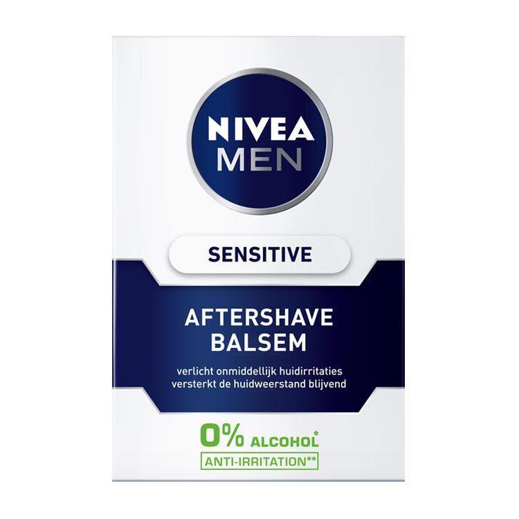 Men aftershave balsem sensitive