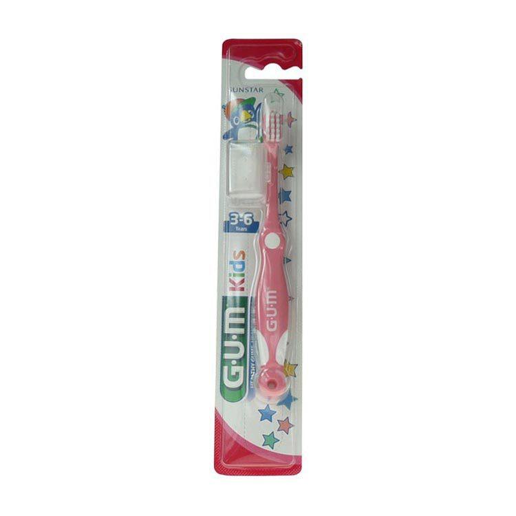 Gum Kids tandenborstel 3-6 jaar 1st