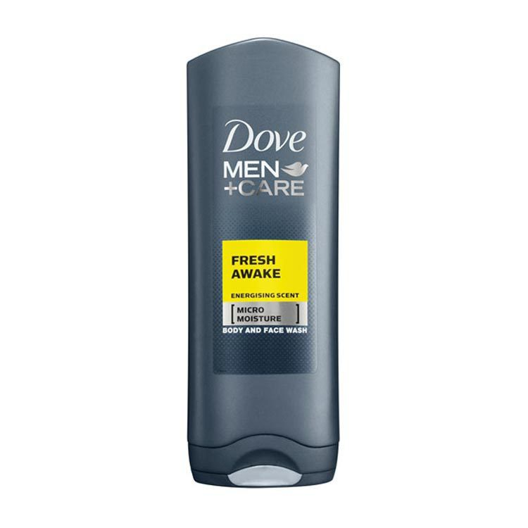 Dove Men+Care Showergel Body And Face Fresh Awake 250ml