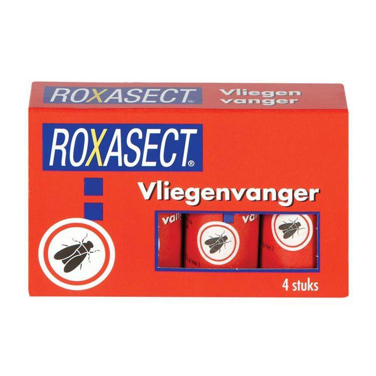 Roxasect Vliegenvanger 4st