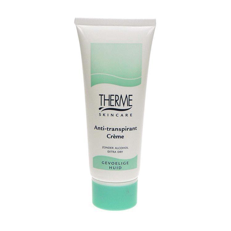 Therme Anti-transpirant creme (groen) 60ml