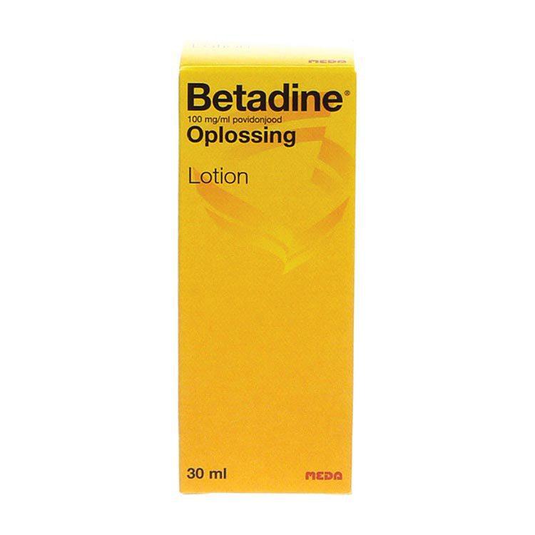 Betadine Oplossing 30ml