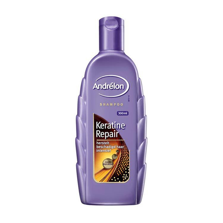 andrelon shampoo keratine repair 300ml voordelig online kopen. Black Bedroom Furniture Sets. Home Design Ideas