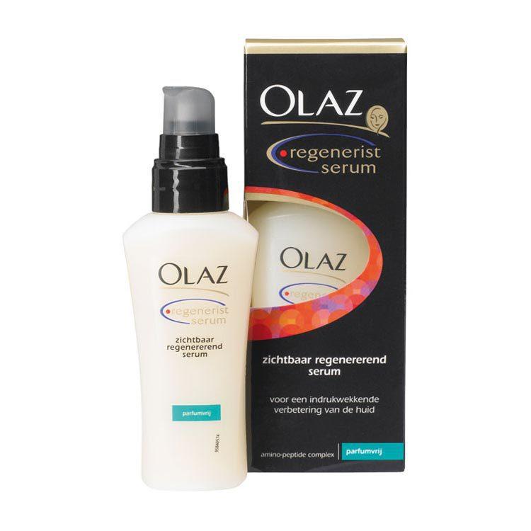 olaz regenerist zichtbaar regenererend serum
