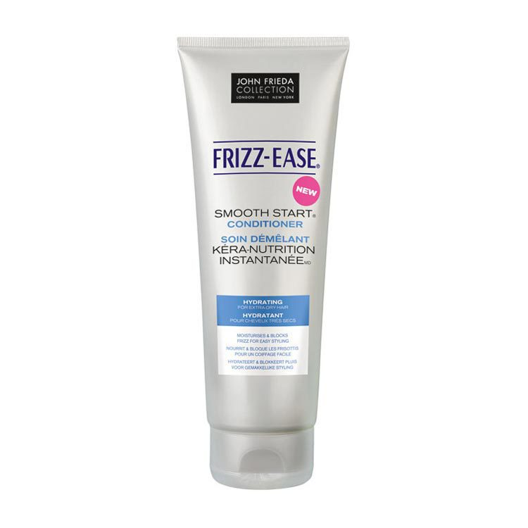 John Frieda Cremespoeling frizz ease smooth start 250ml