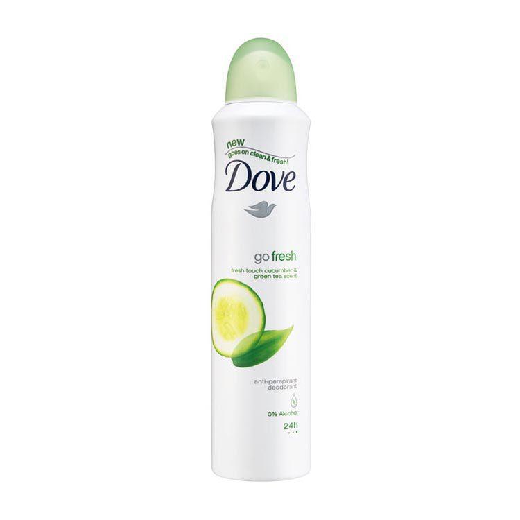Dove Deodorant Deospray Go Fresh Cumcumber 250ml