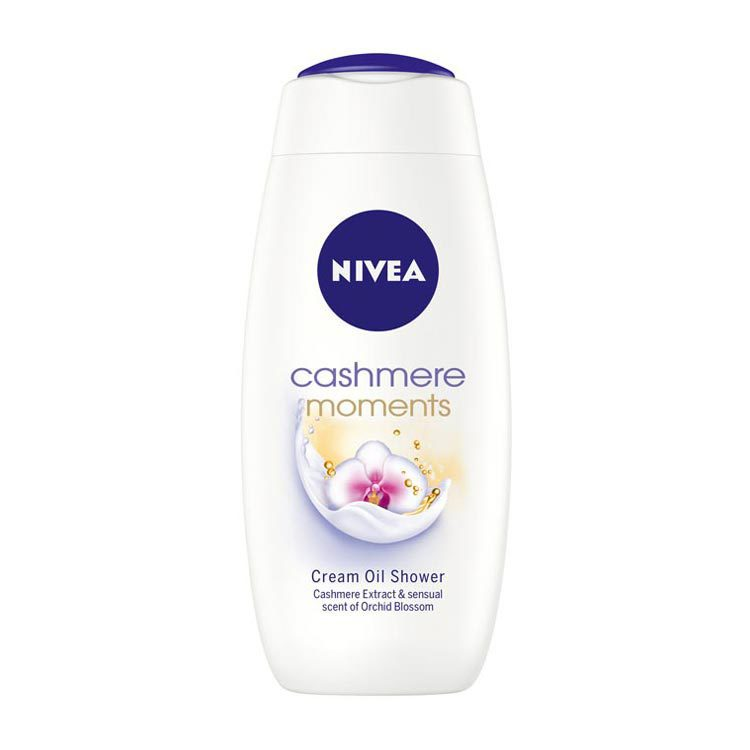 Nivea Douche cashmere orchid moments 400ml