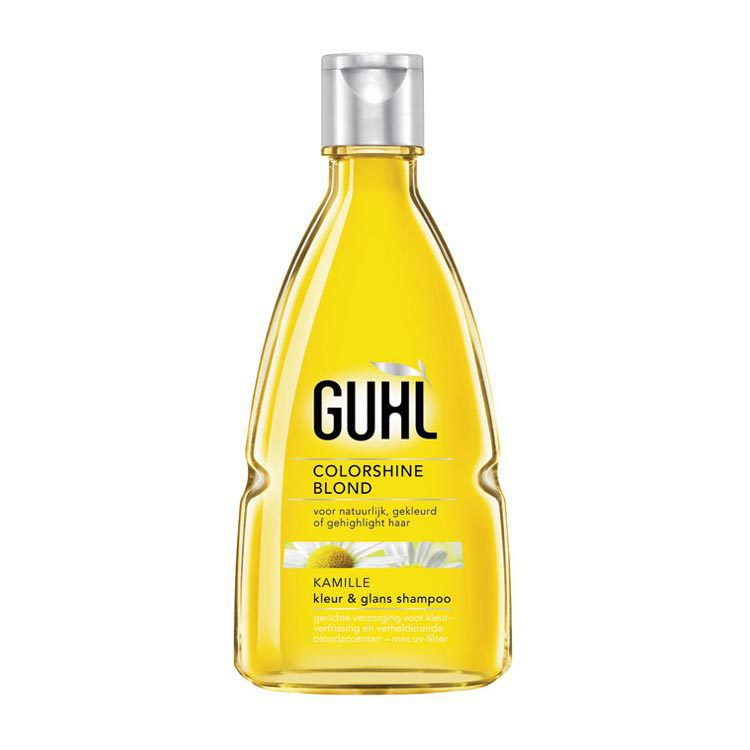 guhl shampoo colorshine blond haar 200ml voordelig online kopen. Black Bedroom Furniture Sets. Home Design Ideas