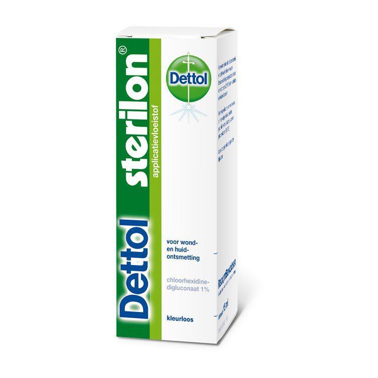 Sterilon Applicatievloeistof 15ml