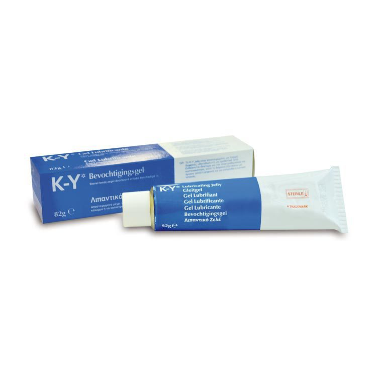 KY Jelly glijmiddel 82g