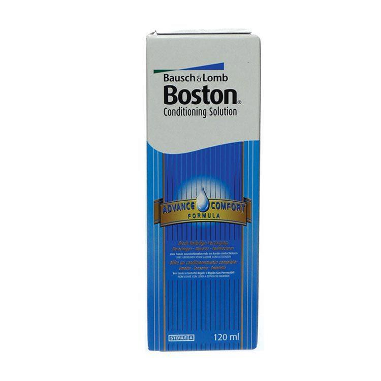 Boston Solutions lenzenvloeistof harde lenzen 120ml