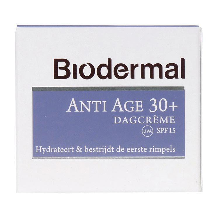 biodermal man anti age dagcreme