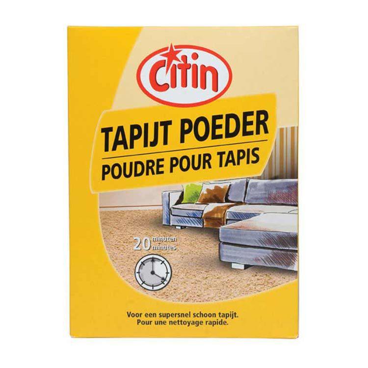 Citin tapijtpoeder waar te koop