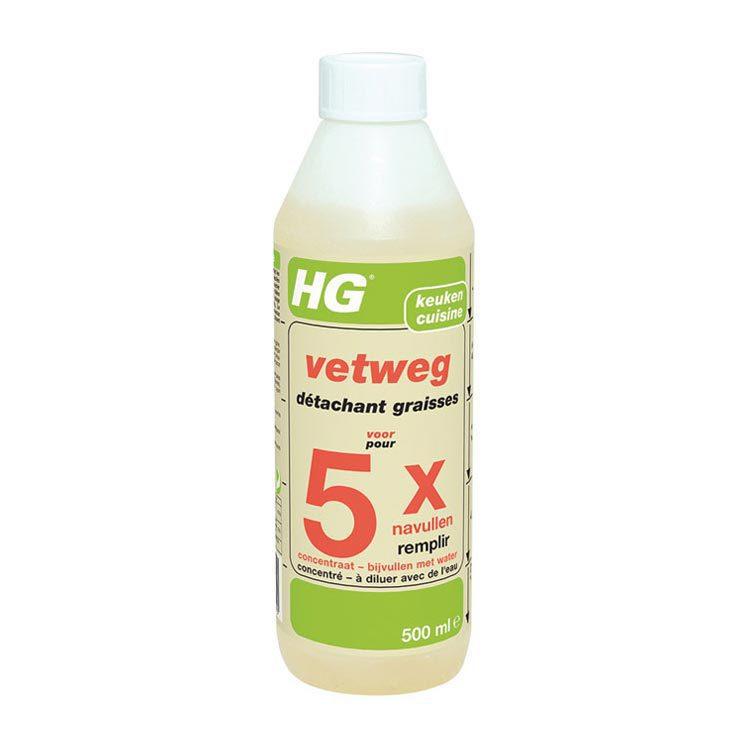 HG Vetweg Navul 500 ml