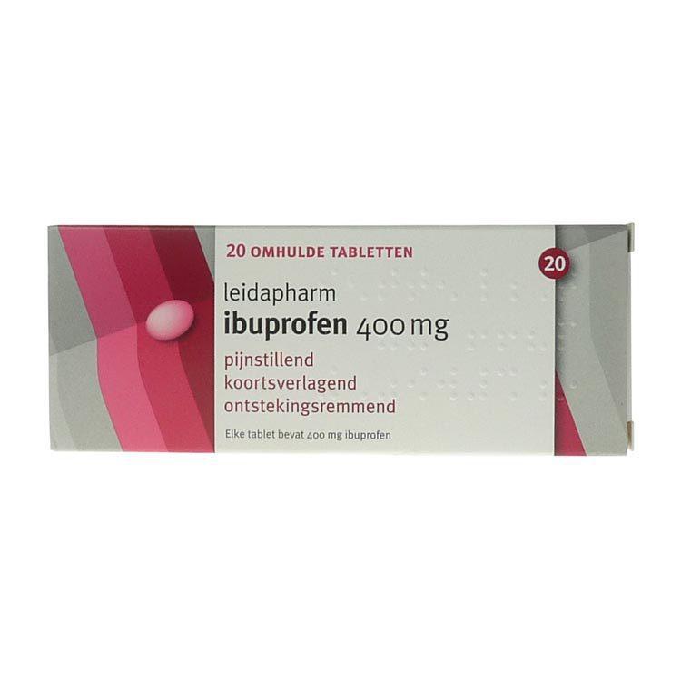 leidapharm ibuprofen 400mg