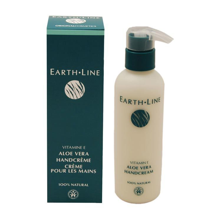 Earth Line Handcreme aloe vera 200ml