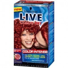 Schwarzkopf Haarverf Live Shake It Up Cherry 1 stuk