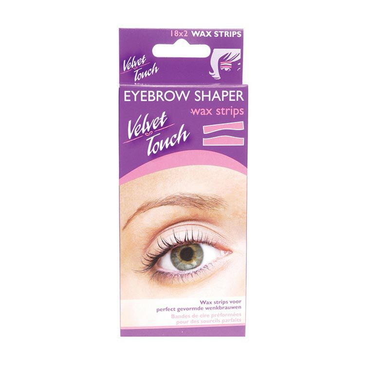 Velvet Touch Eyebrow shaper 18st