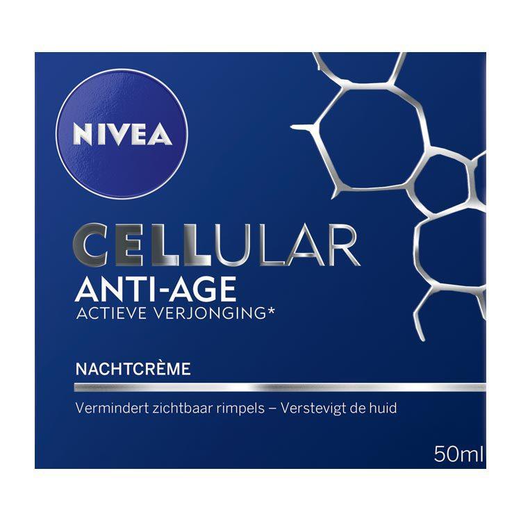Nivea Cellular Anti-Age Nachtcreme 50ml