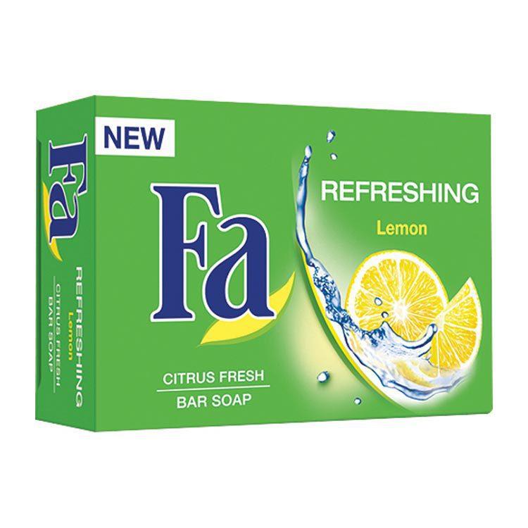 Fa Zeep Refreshing Lemon 3x100g