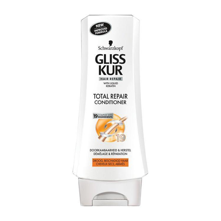 Gliss Kur Conditioner Total Repair 19 200ml