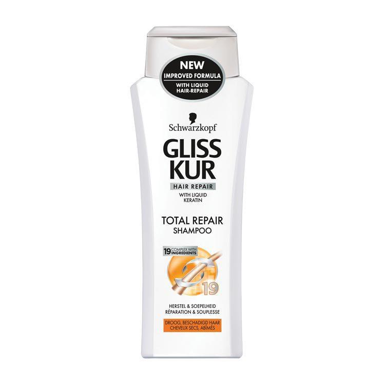 Gliss Kur Shampoo Total Repair 19 250ml