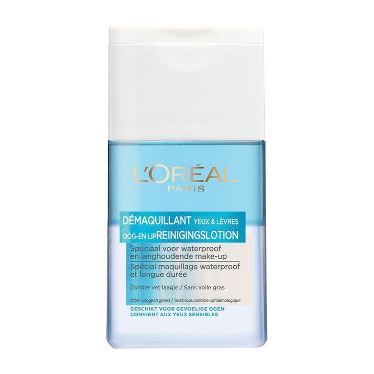 L apos Oréal Paris Dermo expertise oog lipreiniger waterproof 125ml