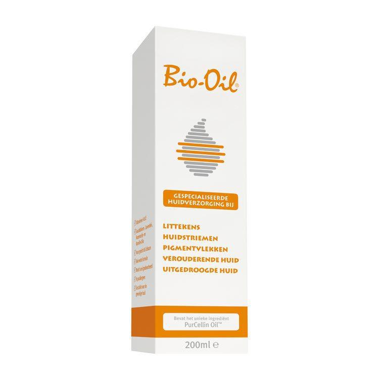 Bio Oil Verzacht Littekens, Huidstriemen En Pigmentvlekken 200ml