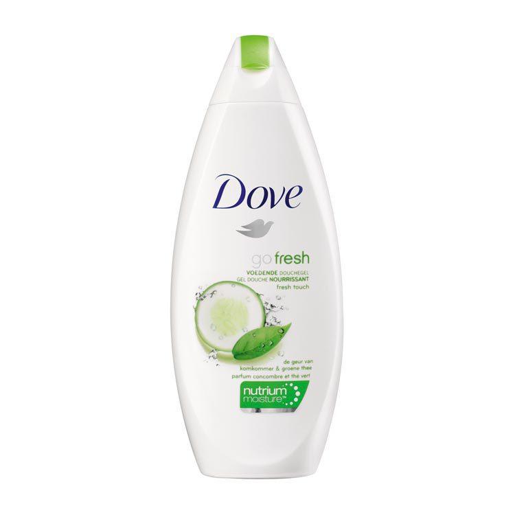 Dove Shower Go Fresh Touch 500ml