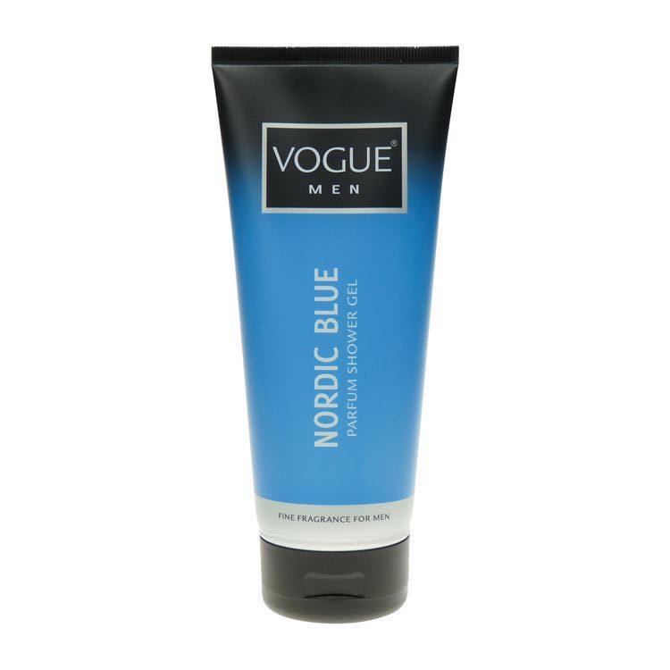 Vogue Men Douche Nordic Blue 200ml
