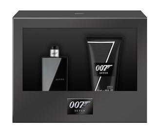James Bond 007 seven giftset eau de toilette showergel