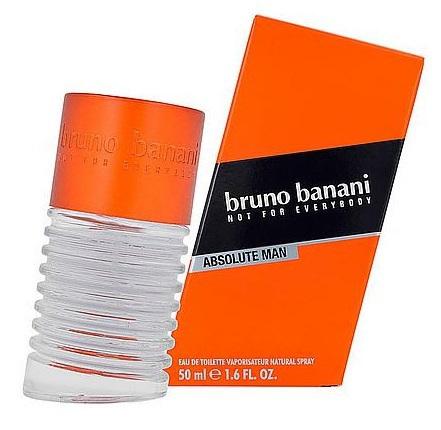 Bruno Banani Absolute man eau de toilette 50ml