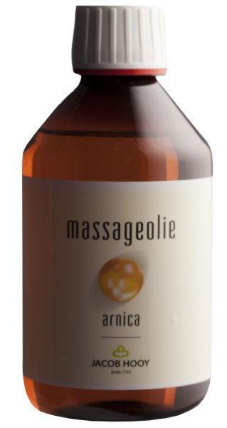 Jacob Hooy Massage Olie 250 ml