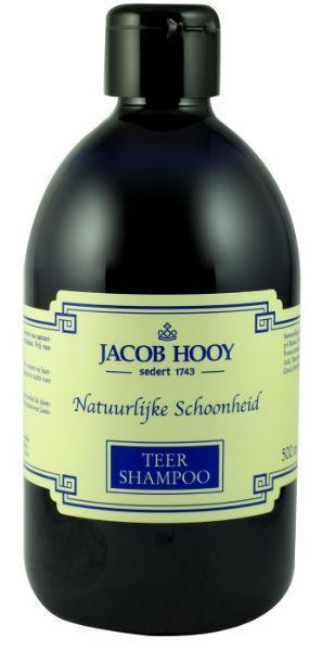 jacob hooy teer shampoo 500ml voordelig online kopen. Black Bedroom Furniture Sets. Home Design Ideas