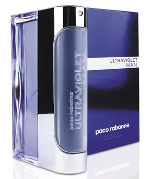 Paco Rabanne Parfum ultraviolet man eau de toilette 50ml