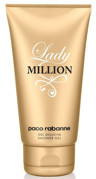Lady Million Shower Gel 150 Ml.