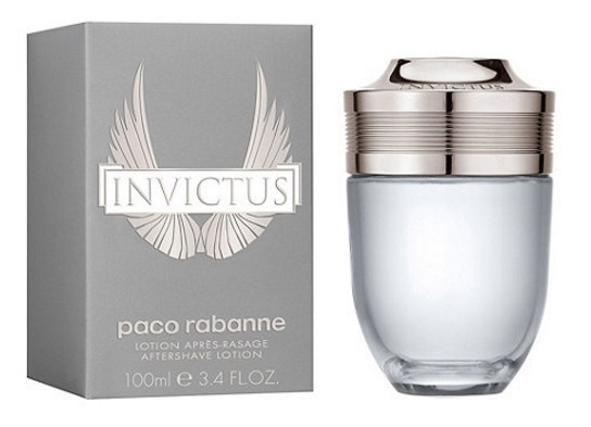 Paco Rabanne Invictus Aftershave Lotion 100ml
