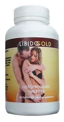 Libido Gold tabletten 60 tabletten
