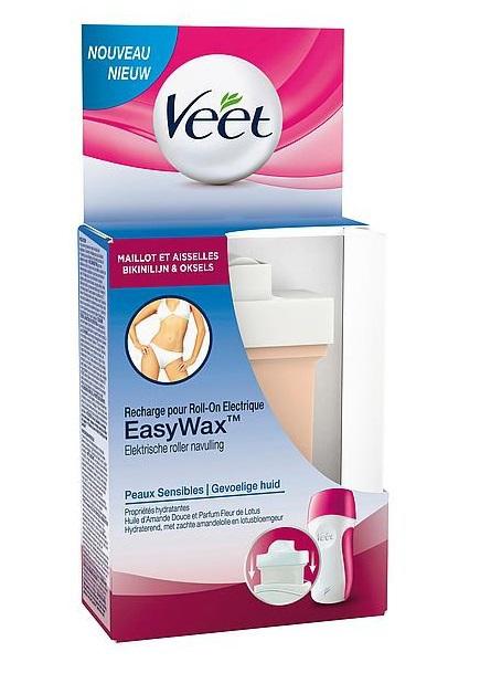 Veet Easy wax navul bikini sensitive 50ml