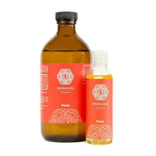 Chi Massage Olie Aromassage 8 Roses 500 ml