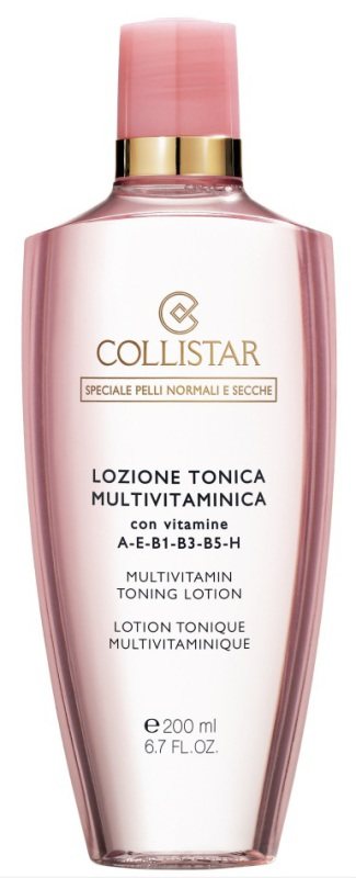 Collistar Gezichtstonic multivitamine 200ml