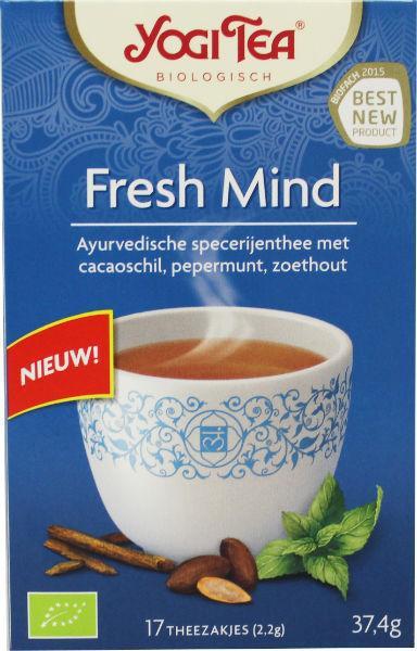 Yogi Tea Fresh mind 17st