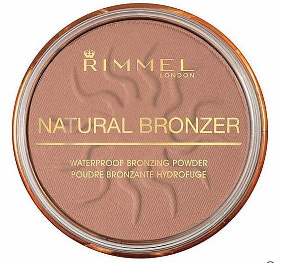 Rimmel London Poeder bronzing sunlight 021 1 stuk