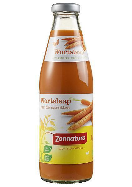 Zonnatura Wortelsap 750ml