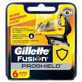 Gillette Scheermesjes fusion proshield 6st