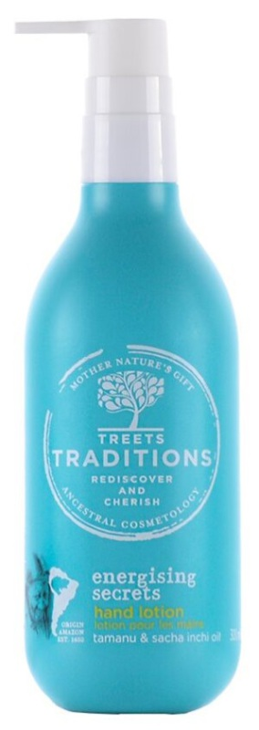 Treets Energising secrets hand lotion 300ml