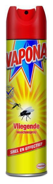 Vapona Vliegende insecten spray 400ml